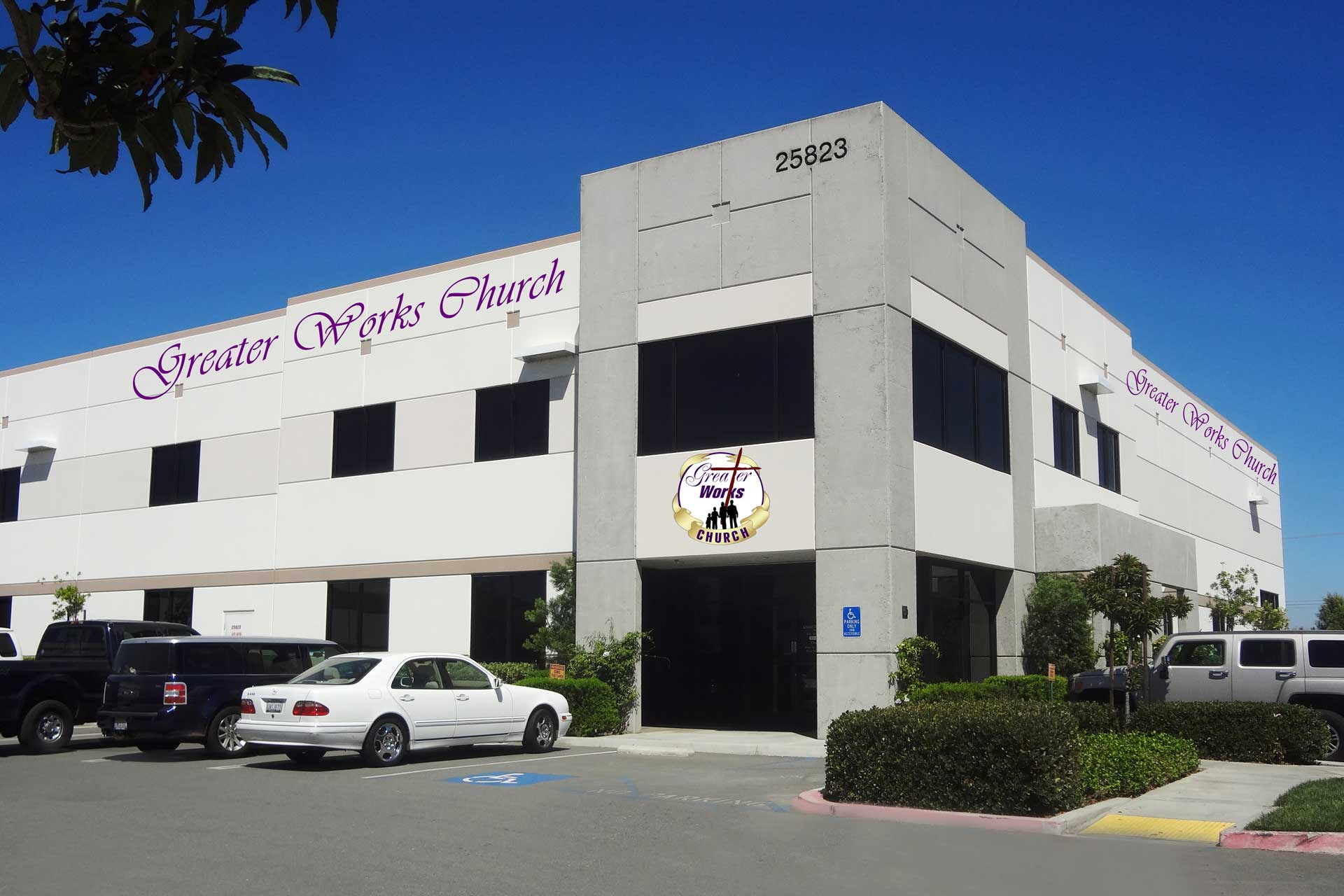 Greater Works Church Building